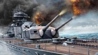 3D海战射击竞技页游《巅峰战舰》撸一局试玩