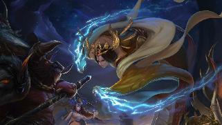 变身斗战神打王者农药 仙侠网页游戏《阴阳劫》试玩